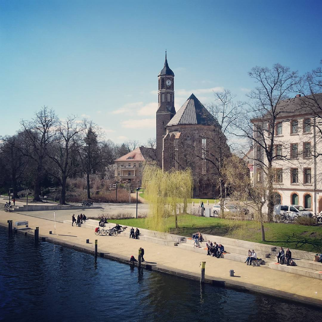 Havel riverside