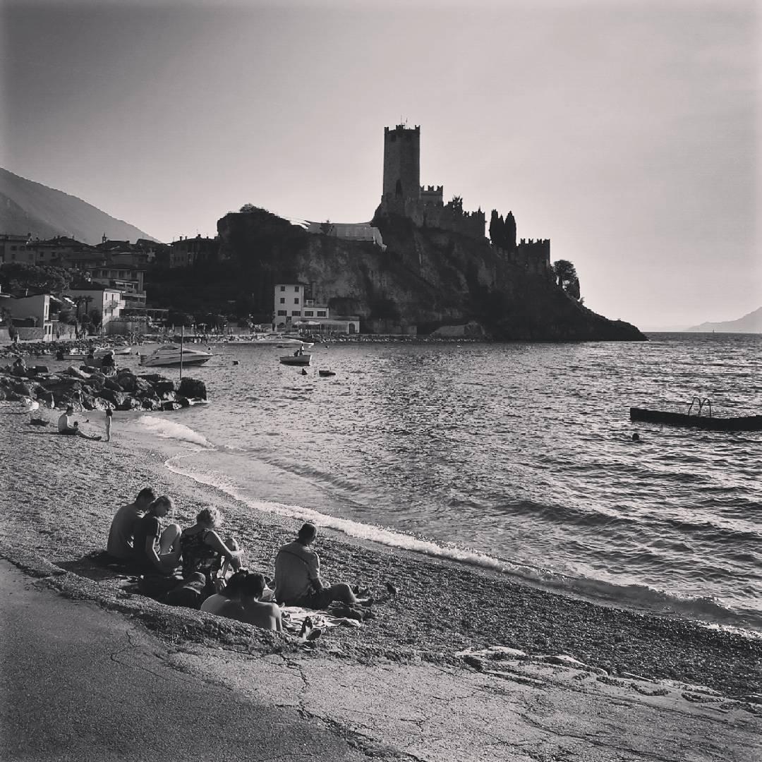 The Castle of Malcesine