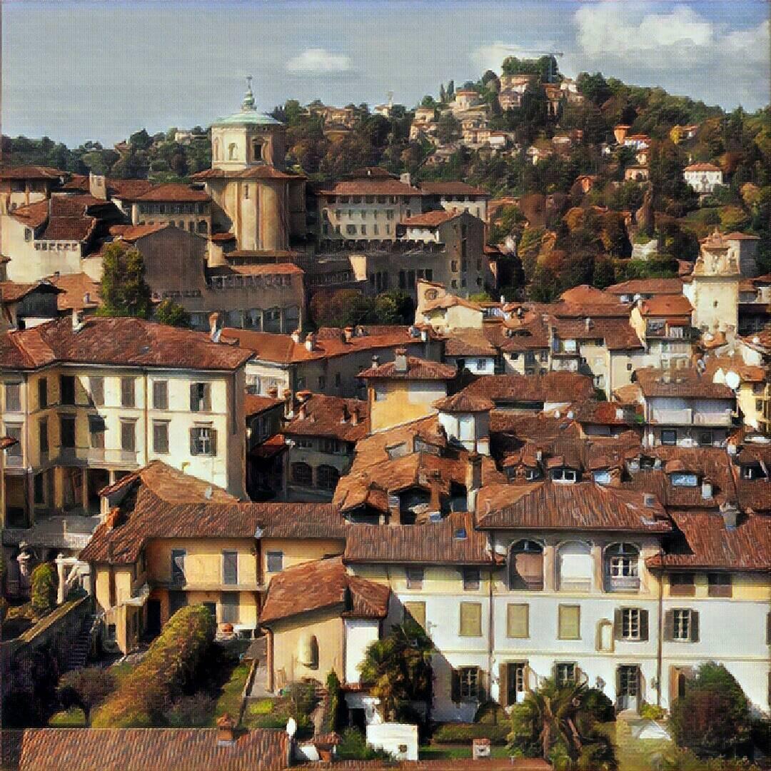 Memories of Bergamo